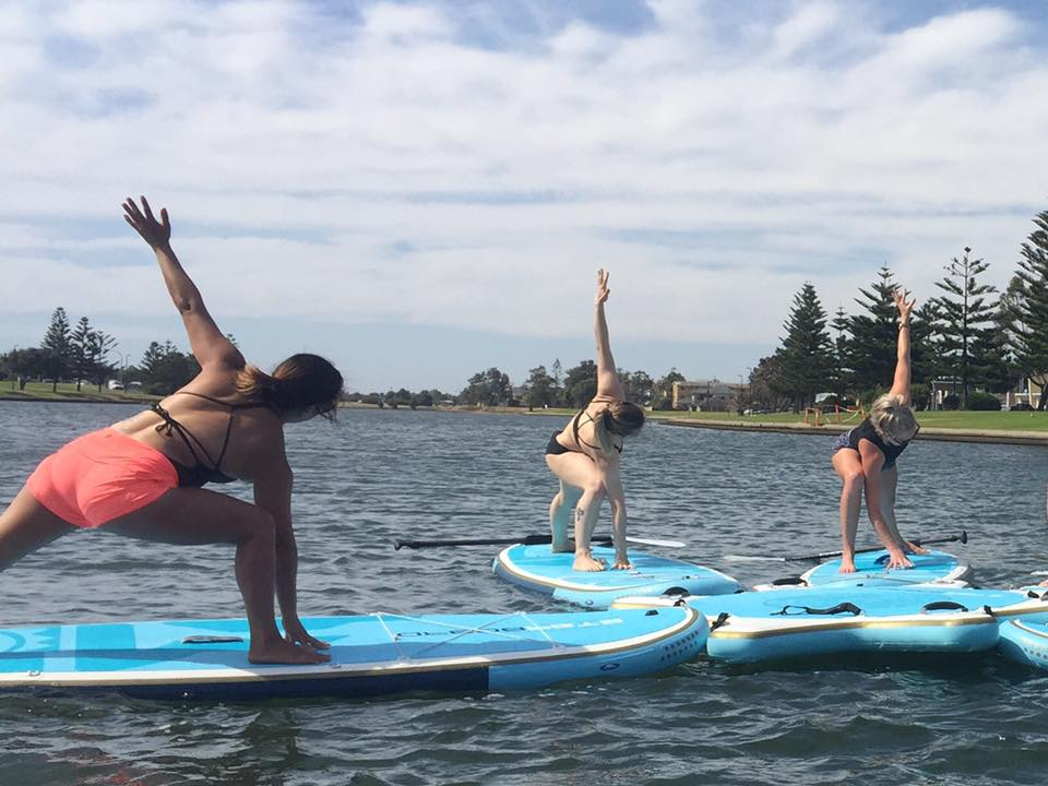 SUP Yoga Adelaide